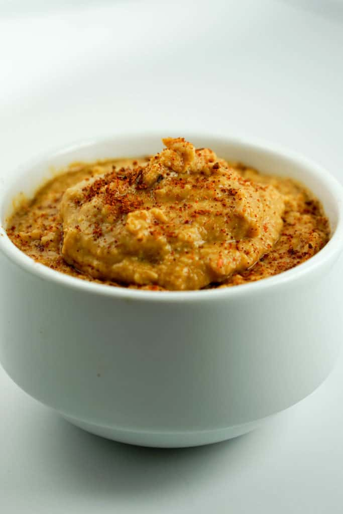 Prepare to have your mind and taste buds blown with this delicious sprouted Harissa hummus recipe. Quick, easy, healthy and kind to sensitive stomachs.