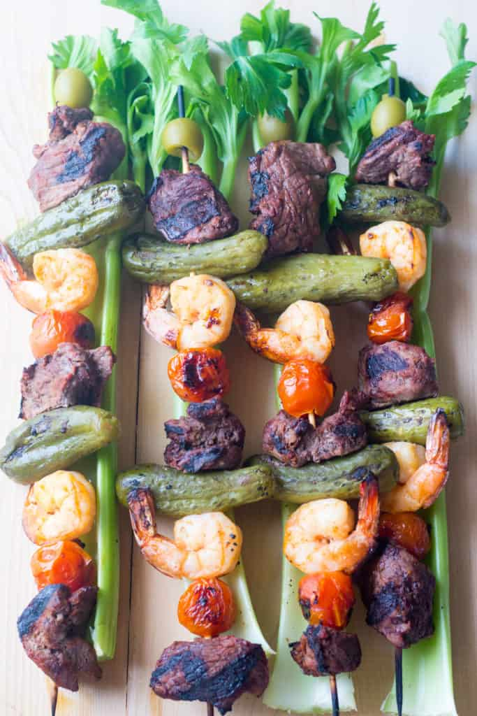 Summer time is meant for grilling, and the perfect grilling recipe is a Kebab! Try these 12 best gluten free Paleo Kebab recipes full of flavor and fun.