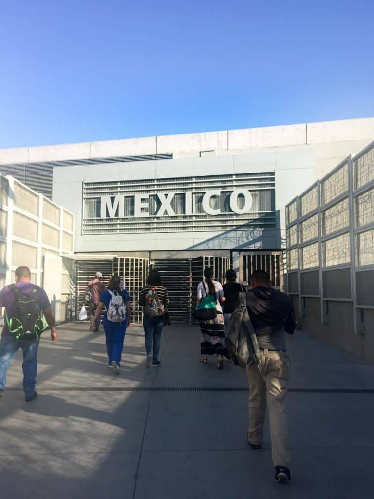 Crossing the Border: When travelling to San Diego, why not make a taco run from San Diego to Tijuana? Here's a quick guide on crossing the border by foot and finding tacos.
