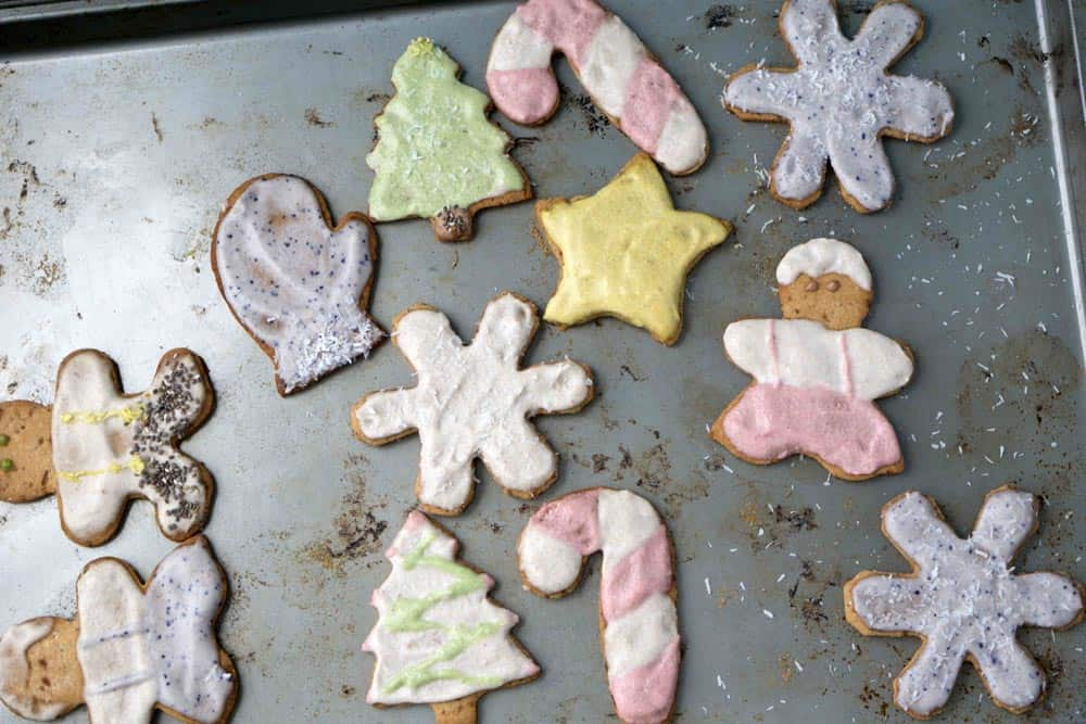 A healthier, gluten free and refined sugar-free upgrade to a classic, ensuring you enjoy the holidays and the morning after: gluten free cut out cookie