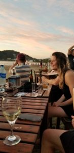 Nicaragua is famous for its sunsets, and La Iguana is a great place to watch them in San Juan del Sur