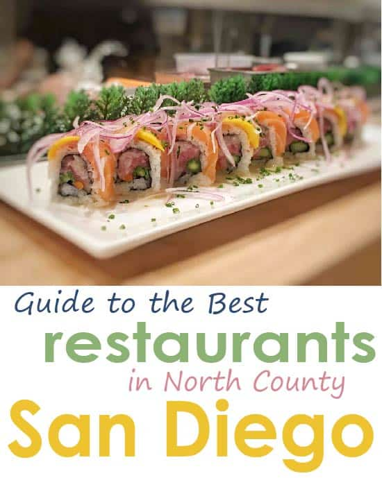 The guide to the best Best restaurants in north county Restaurants