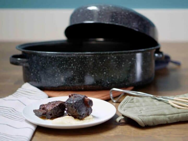 Cookbook club does a cookbook review: Celebrations by Danielle Walker from Against all Grain. Short Ribs