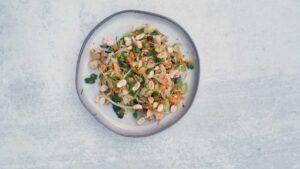 Clean Veggie Pad Thai