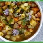 Cucumber Ratatouille Recipe
