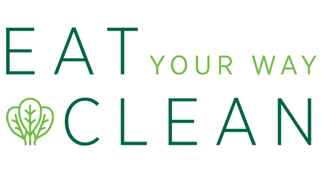 Eat Your Way Clean logo
